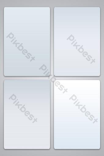 fondo degradado plateado brillante gris claro Fondos Modelo PSD