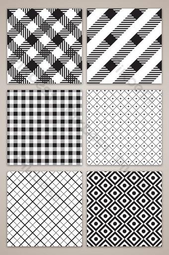 vector de estilo simple fondo geométrico blanco y negro Fondos Modelo AI