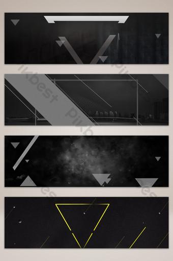 fondo de banner de hombres con textura negro oscuro Fondos Modelo PSD