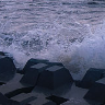 Sea wave tide water rising sound Sound Effects Template MP3