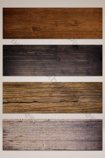 木紋紋理橫幅海報背景 背景 模板 PSD