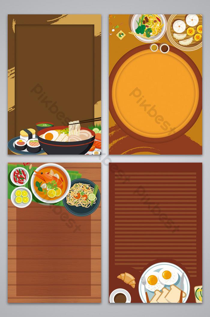 95+ Gambar Abstrak Makanan Paling Bagus