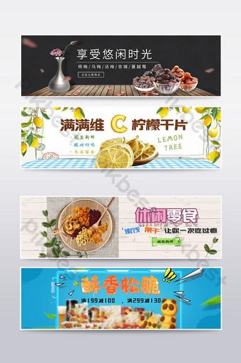 Contoh Spanduk Jual Makanan Ringan - desain spanduk kreatif