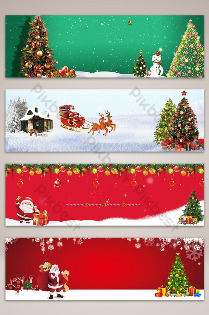 Unduh 770 Background Spanduk Natal Gratis Terbaik ...