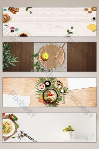 文學和清晰的食物背景圖 背景 模板 PSD