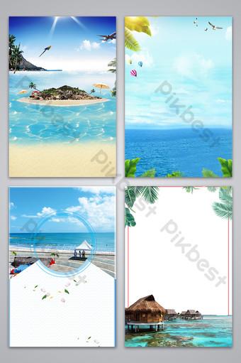 peta latar belakang iklan romantis pariwisata bali Latar belakang Templat PSD