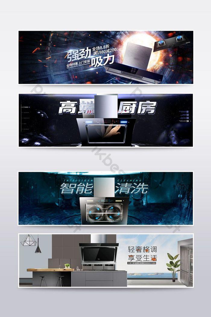 spanduk rangkaian hood perkakas digital teknologi taobao