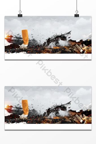 環境污染設計背景圖 背景 模板 PSD