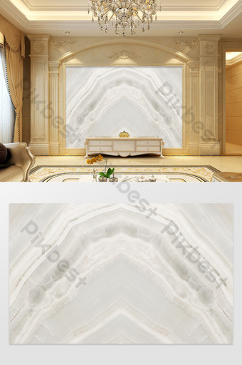 pared de fondo de tv de textura de mármol hd Decoración y modelo Modelo PSD