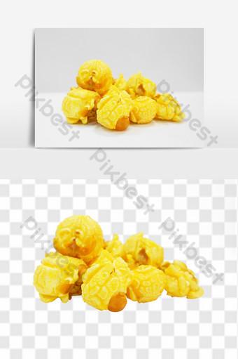 Bắp rang bơ thơm ngon ăn nhẹ trái cây văn phòng thương mại điện tử taobao Thương mại điện tử Bản mẫu PNG