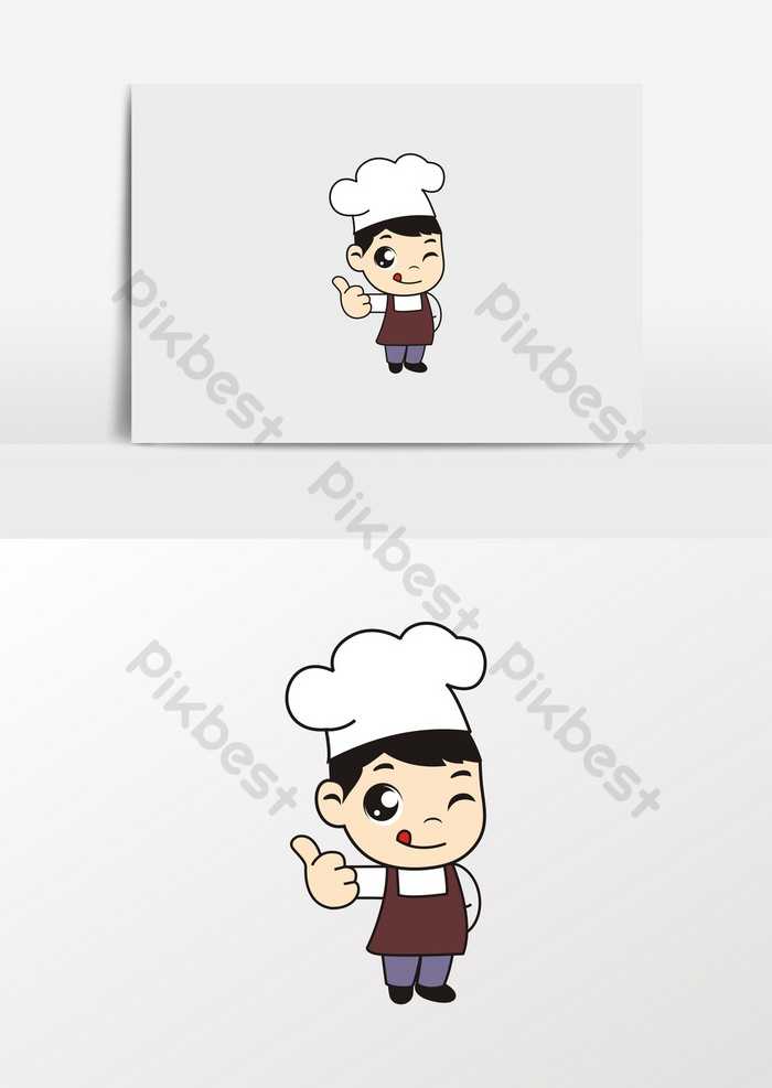 72+ Gambar Animasi Chef HD