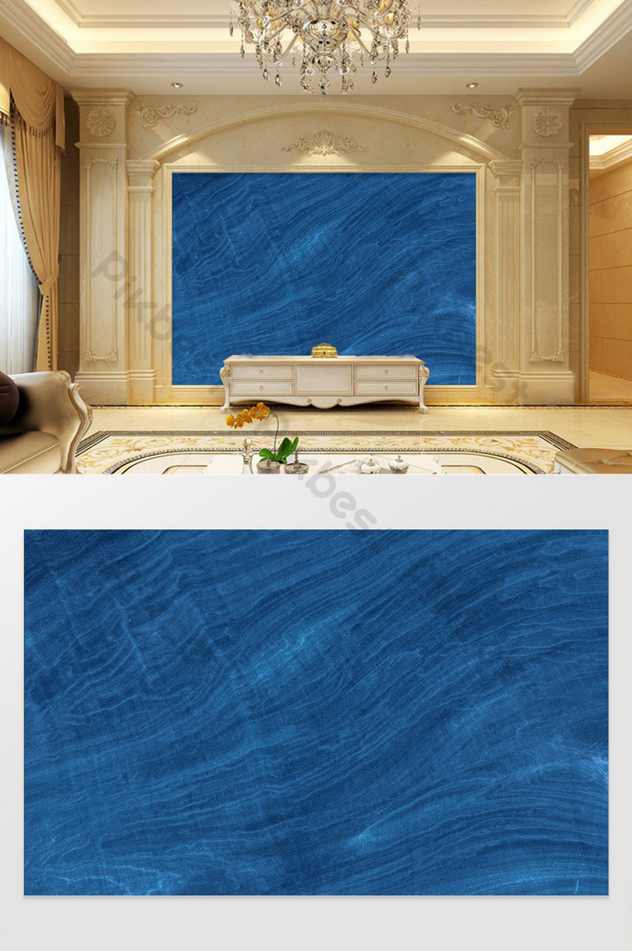 Hd 3d Marble Dark Blue Texture Background Wall Customization Decors 3d Models Psd Free Download Pikbest