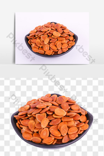 Delicious red melon seeds casual snack office e-commerce E-commerce Template PSD