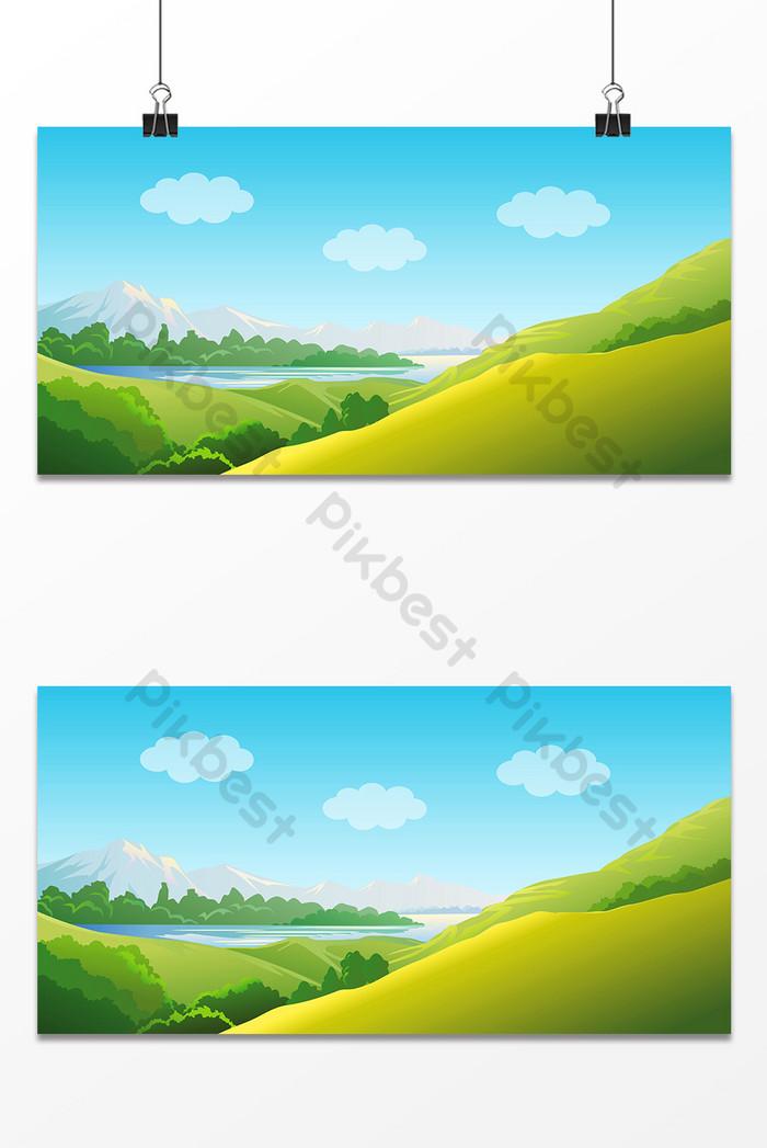 Download 55 Background Pemandangan Untuk Photoshop HD Terbaik