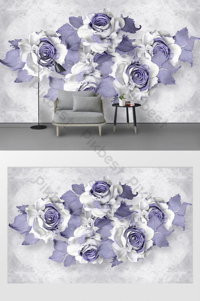 51 Gambar Bunga Keren 3d HD Terbaik