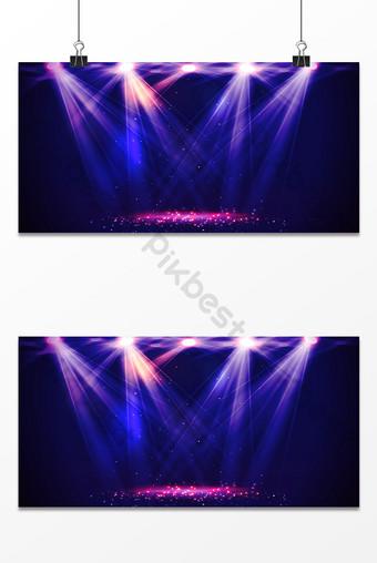 舞檯燈光背景設計 背景 模板 AI