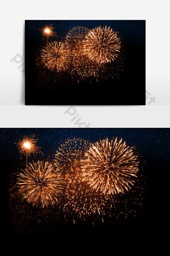 hd elementos de efecto de vacaciones florecientes fuegos artificiales festival de primavera día nacional Elementos graficos Modelo PSD