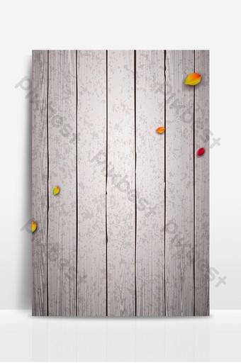 Fondo de hoja de arce de textura de piso de madera simple y elegante Fondos Modelo PSD