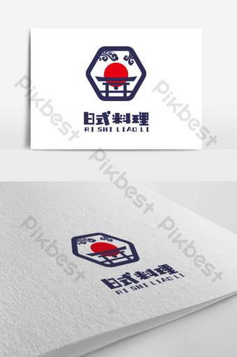 diseño de logotipo de restaurante japonés Modelo AI