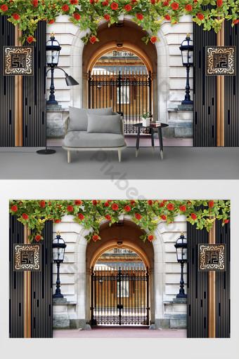 estudio fotográfico retro fotografía de bodas herramientas fondo personalización de la pared Decoración y modelo Modelo PSD