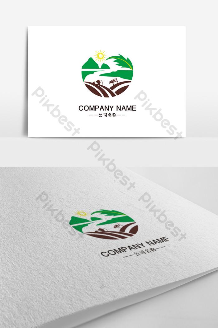Logo Design Für Kreatives Logo Für Landwirtschaft Und