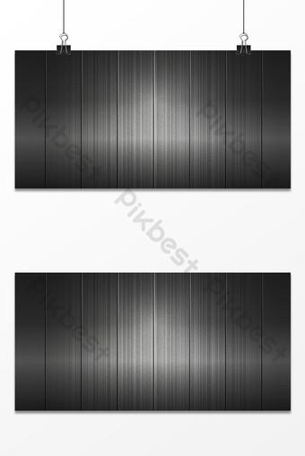 fondo de luz de halo de textura cepillada plata negra Fondos Modelo PSD