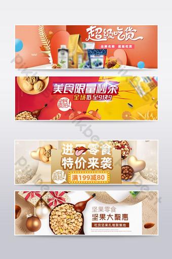 Contoh Spanduk Makanan Ringan - gambar contoh banners