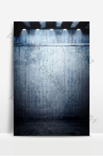 懷舊復古牆紋理光文學海報背景圖像 背景 模板 PSD