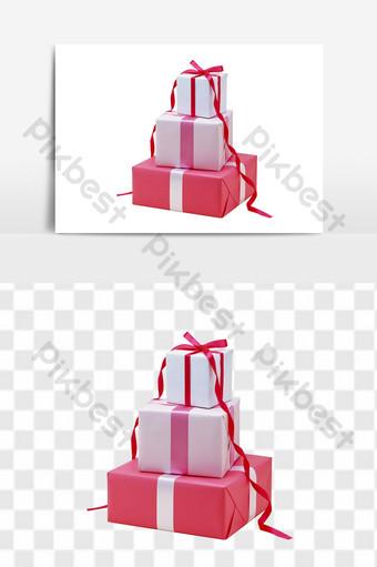 الراقية هدية عيد ميلاد الرجال والنساء عاشق مجموعة عناصر السنة الجديدة التجارة الإلكترونية قالب PSD