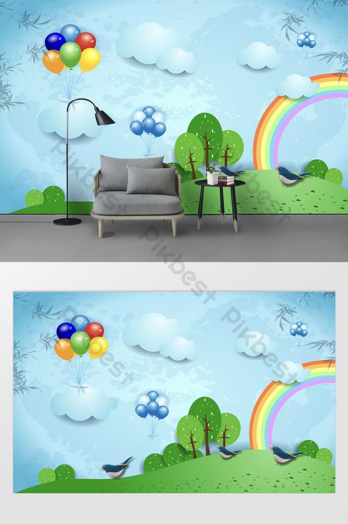 52 Gambar Di Dinding Kamar Anak HD Terbaik
