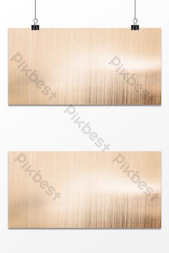 Fondo de fiesta de celebración brillante degradado de textura de metal dorado cepillado Modelo PSD