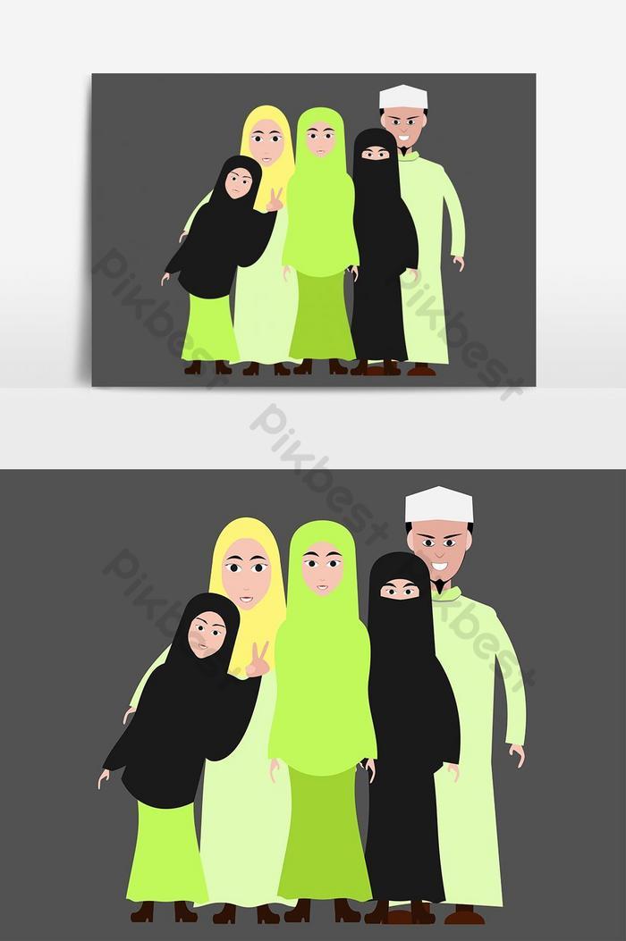 Download 7700  Gambar Animasi Pria Islam HD Terbaik