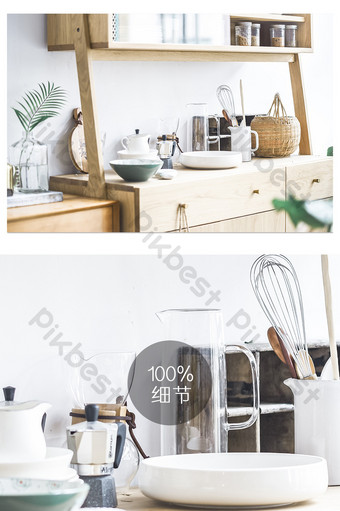 اليابانية الطازجة المنزل غرفة الطعام المطبخ مساحة أدوات المائدة التصوير الفوتوغرافي الصورة 07 التصوير قالب JPG
