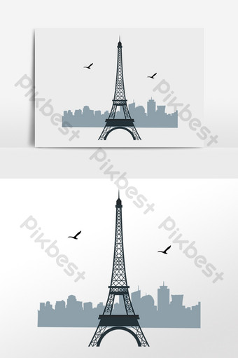 Tower Building Png Vectors Images Psd Templates Free Download Pikbest