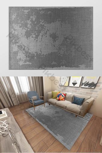 Décoration de tapis de texture exotique turque moderne Décoration et modèle Modèle TIF