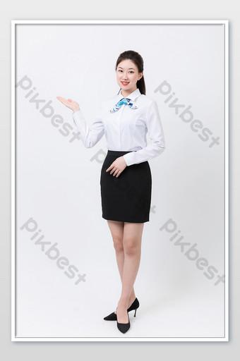 Customer Service Representative Professional Image Picture Photo Template JPG