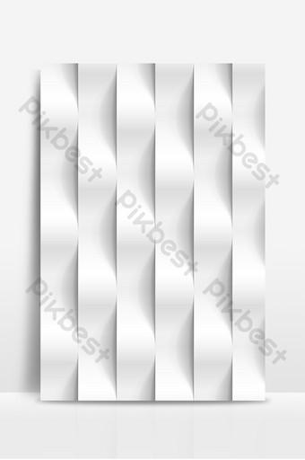 白色質感三維文藝廣告海報背景圖 背景 模板 AI