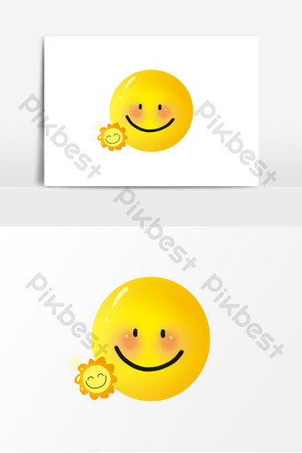 Smiley Face Templates Psdvectorspng Images Free Download