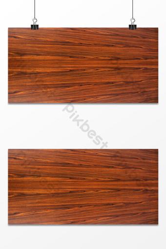 Fondo de textura de grano de madera marrón rojo Fondos Modelo PSD