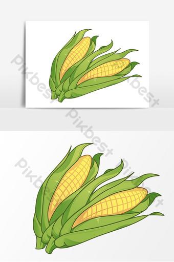 Gambar Sayuran Jagung Template Psd Png Vektor Download Gratis Pikbest