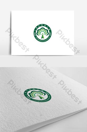 educación y formación industria clase emblema escuela logo diseño Modelo CDR