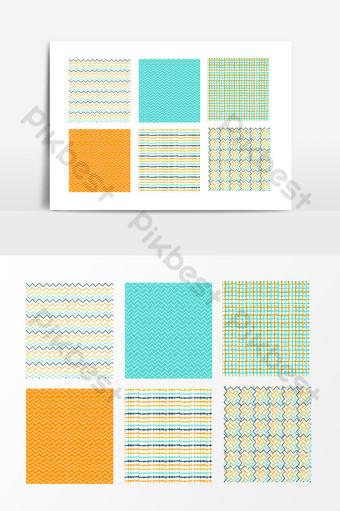 顏色無縫拼接裝飾底紋背景 元素 模板 AI