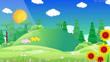 Download 550+ Background Animasi Alam Gratis
