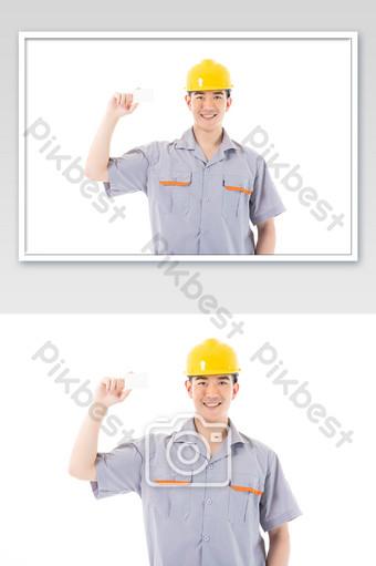 維修工程師服務加油 攝影圖 模板 JPG