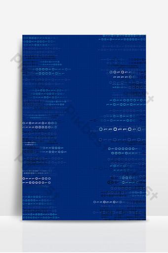 阿拉伯數字0 1排版科技數字文字背景 背景 模板 PSD