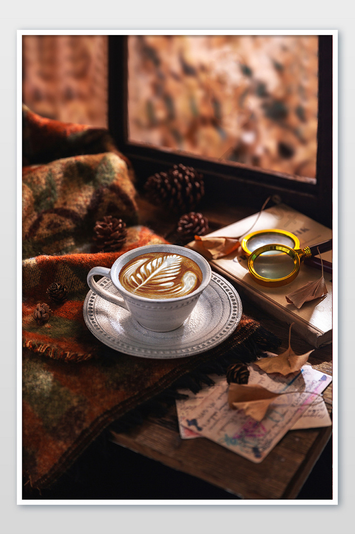 Late Autumn Coffee Latte Scene Photography Picture Photo Jpg Free Download Pikbest