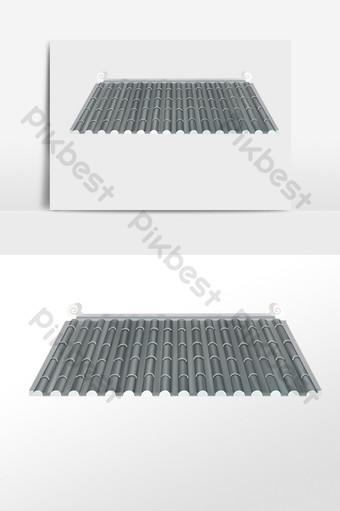 古典建築屋簷屋簷 元素 模板 PSD