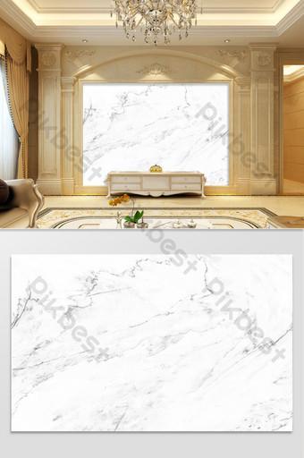 حديث بسيط أبيض وأسود رمادي جدار خلفية الحجر الديكور والنموذج قالب PSD