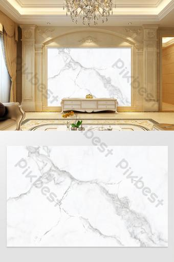 hd الطبيعي مجردة الحجر الحبوب كبيرة بلاطة السمك الأبيض 3 خلفية الجدار الديكور والنموذج قالب TIF