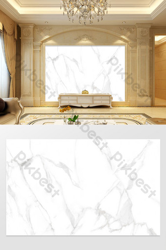 hd الحجر الطبيعي مجردة الحبوب البيضاء خلفية الجدار لائحة كبيرة الديكور والنموذج قالب TIF